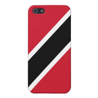 Trinidad and Tobago Flag iPhone 5 Cases