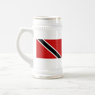 Trinidad and Tobago Flag ~ Map Mug