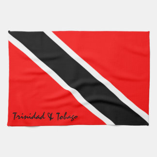 Trinidad and Tobago Flag Towel