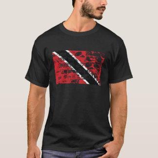 Trinidad and Tobago Flag World T-Shirt