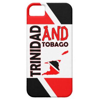 Trinidad and Tobago iPhone 5 Case-Mate Carcasas