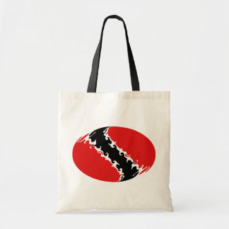 Trinidad and Tobago Gnarly Flag Bag