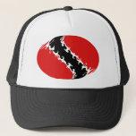 Trinidad and Tobago Gnarly Flag Hat