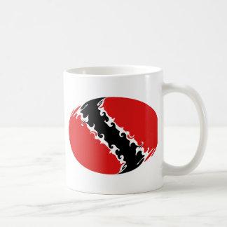 Trinidad and Tobago Gnarly Flag Mug