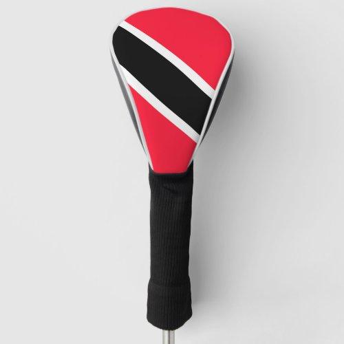 Trinidad and Tobago Golf Head Cover