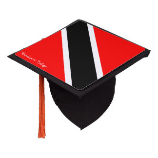 Trinidad and Tobago Graduation Cap Topper