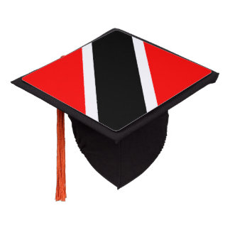 Trinidad and Tobago Graduation Cap Topper