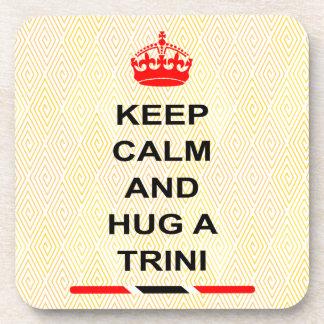 Trinidad and Tobago guardan calma y abrazan un Posavasos