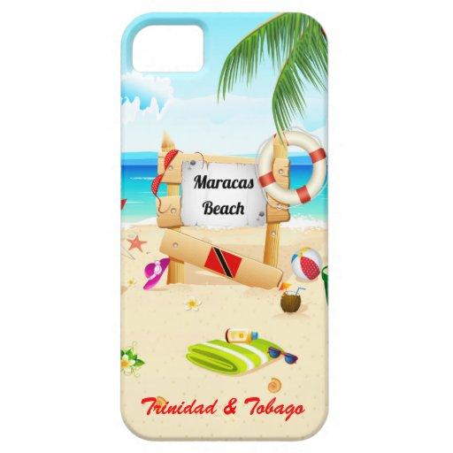 Trinidad and Tobago iPhone 5 Carcasas