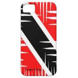 Trinidad and Tobago iPhone 5 Case-Mate Carcasa