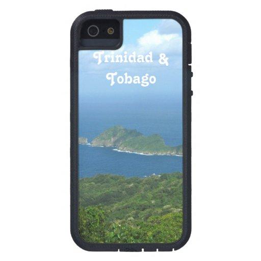Trinidad and Tobago iPhone 5 Case-Mate Funda