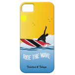 Trinidad and Tobago iPhone 5 Case-Mate Fundas