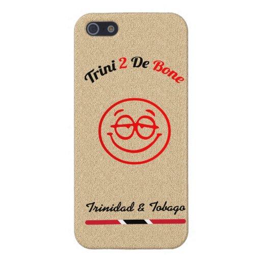 Trinidad and Tobago iPhone 5 Funda