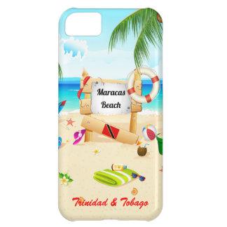 Trinidad and Tobago iPhone 5C Cover