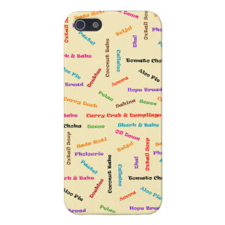 Trinidad and Tobago iPhone 5/5S Cover