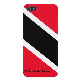 Trinidad and Tobago iPhone SE/5/5s Cover