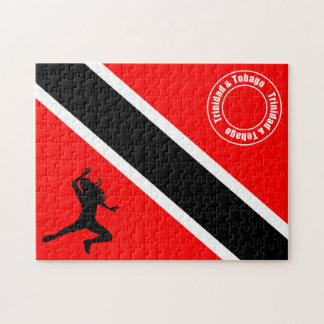 Trinidad and Tobago Jigsaw Puzzle