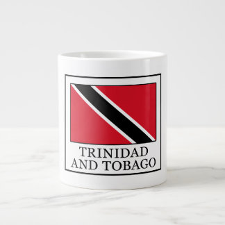 Trinidad and Tobago Large Coffee Mug