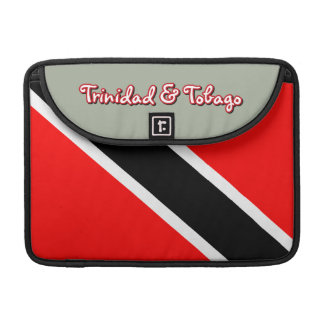 Trinidad and Tobago MacBook Pro Sleeve