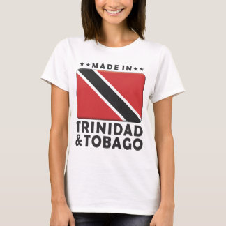 Trinidad and Tobago Made T-Shirt