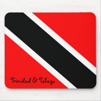 Trinidad and Tobago Mousepad Alfombrillas De Raton