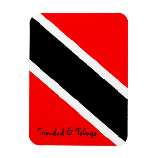 Trinidad and Tobago National Flag Magnet