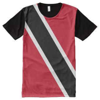 Trinidad and tobago National flag Shirt