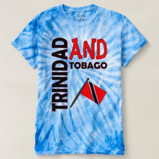 Trinidad and Tobago National Flag T-shirt