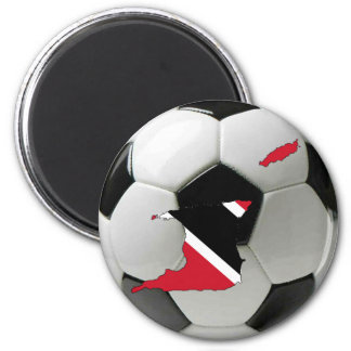 Trinidad and Tobago national team 2 Inch Round Magnet