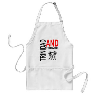 Trinidad and Tobago Native People Adult Apron