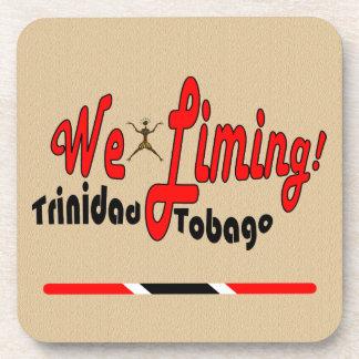 Trinidad and Tobago nosotros que abonan con cal Posavasos