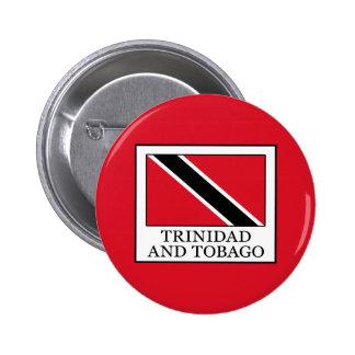 Trinidad and Tobago Pinback Button