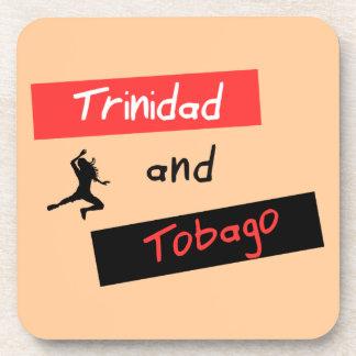 Trinidad and Tobago Posavasos