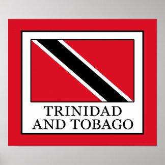 Trinidad and Tobago Poster