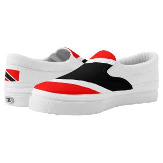 Trinidad and Tobago Printed Shoes