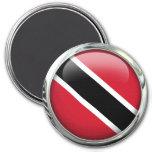 Trinidad and Tobago señalan la bola por medio de u Imán De Frigorifico