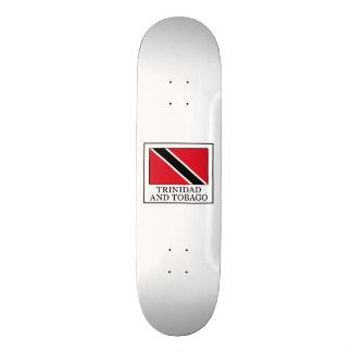 Trinidad and Tobago Skateboard Deck