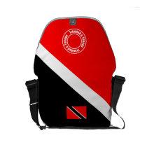 Trinidad and Tobago Small Messenger Bag