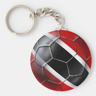 Trinidad and Tobago Soca Warriors Keychain