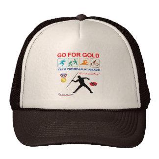 Trinidad and Tobago Sports Trucker Hat