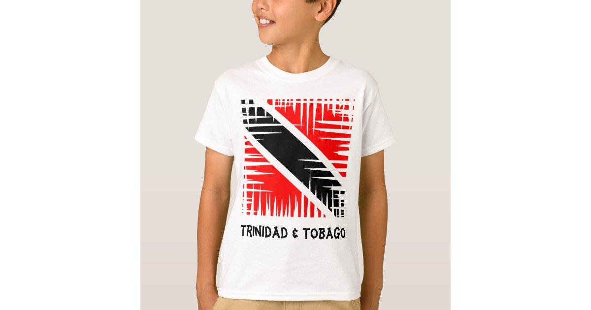 trinidad and tobago t shirt zazzle