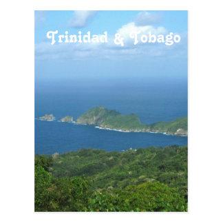 Trinidad and Tobago Postales