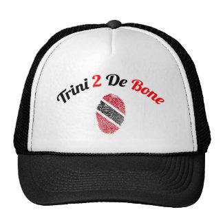 Trinidad and Tobago Trini 2 De Bone Gorro De Camionero