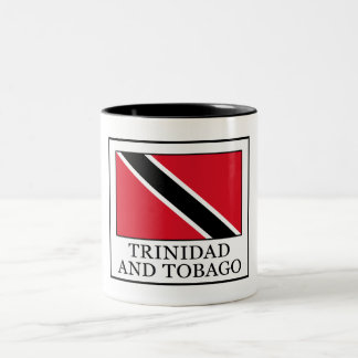 Trinidad and Tobago Two-Tone Coffee Mug