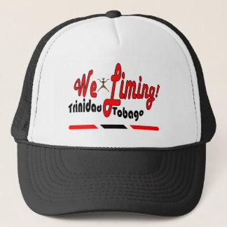 Trinidad and Tobago We Liming Trucker Hat