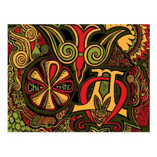 Trinidad antigua tarjetas postales