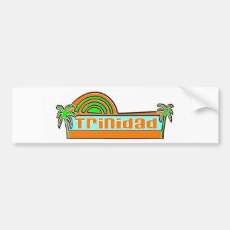 Trinidad Bumper Sticker