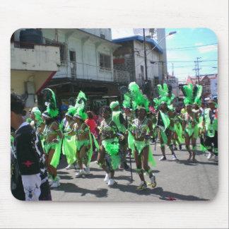 Trinidad Carnival 2010 Mouse Pad