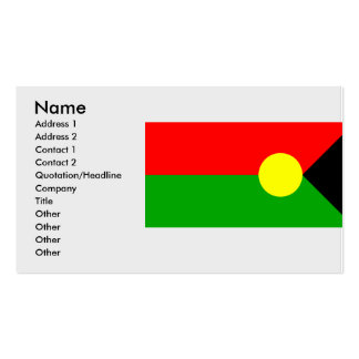 Trinidad, Casanare, Columbia Double-Sided Standard Business Cards (Pack Of 100)