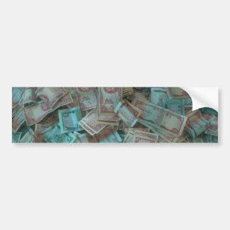 Trinidad Currency Bumper Stickers